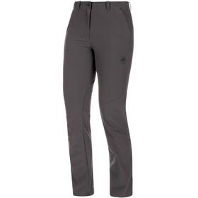 Mammut Runbold Pantalones Mujer, gris